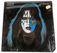 KISS Vinyl Record LP - Solo Album w/all inserts, (cut-out), Ace