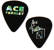 Ace Guitar Pick - Bad Boys Tour 1995, black