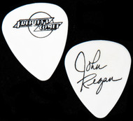Ace Guitar Pick - Frehley's Comet, John Reagan, white