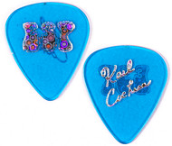 ESP Guitar Pick - Karl Cochran, blue