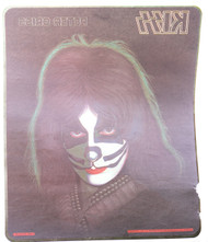 KISS Iron-On - Peter Criss Solo Album 1978, (tear)