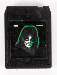 KISS 8-Track Tape - Peter Criss solo album.