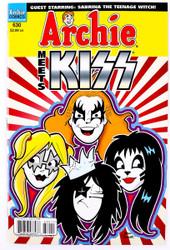 KISS Archie Comics - #630, (standard edition)