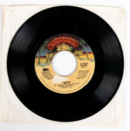 KISS 45 RPM Vinyl - Beth/Detroit Rock City, (white sleeve), BETH A -SIDE