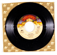KISS 45 RPM Vinyl - Hard Luck Woman/Mr Speed, (Casablanca sleeve)