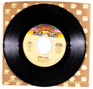 KISS 45 RPM Vinyl - Sure Know Something/Dirty Livin', (Casablanca sleeve)