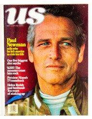 Copy of KISS Magazine - US, May 1977, Paul Newman