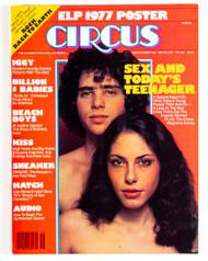 KISS Magazine - Circus, May 1977, Teenage Sex