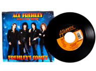 Frehley's Comet 45 RPM Vinyl - Into the Night, (picture sleeve)