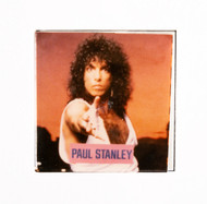 KISS Button - Paul, hand out, SQUARE