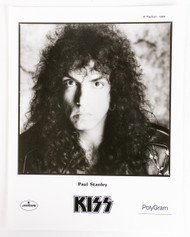 KISS Photo - 8 x 10 Official Press Photo, Paul 1989