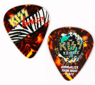 KISS Guitar Pick - KISS Kruise VII, Animalize Theme Night.