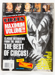 KISS Magazine - Circus, March 1994, Maximum Volume, Gene.