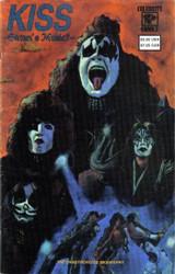 KISS Comic - Satan's Music? (red).
