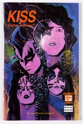 KISS Comic - Satan's Music? (purple).