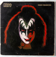 KISS Vinyl Record LP - Solo Album, Gene, (6/10)