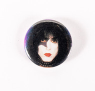 KISS Button - Paul Makeup Face
