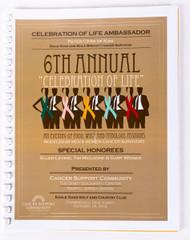 Peter Criss Celebration of Life Ambassador program, 2012
