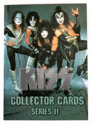KISS Trading Cards - Cornerstone Series II, SILVER Foil