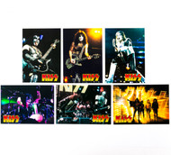 KISS Trading Cards - Cornerstone Series 1 Promo2 P1 - P6, (set of 6)