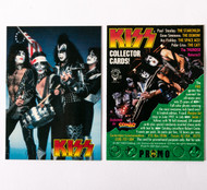 KISS Trading Cards - Cornerstone Series 1 Promo P9