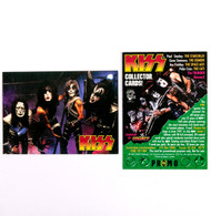 KISS Trading Cards - Cornerstone Series 1 Promo P8