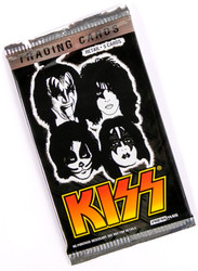 KISS Trading Cards - Ikons Single Packs