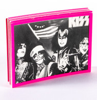 KISS Trading Cards - American Images, (full set of 36)