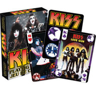 KISS Playing Cards - Destroyer.