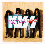 KISS 45 RPM Vinyl - Hide Your Heart/Betrayed, (picture sleeve), Australia