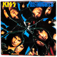 KISS 45 RPM Vinyl - Hide Your Heart, (picture sleeve)