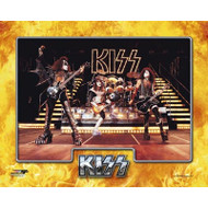 KISS Photo - Alive II Stage.