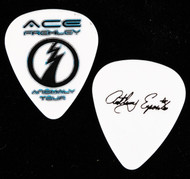 Guitar Pick - Ace Frehley Anomaly tour 2010 (Anthony Esposito).