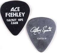 Guitar Pick - Ace Frehley Rocket Ride 2008, grey