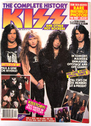KISS Magazine - The Complete History, 1992