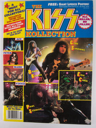 KISS Magazine - The KISS Kollection, May 1991
