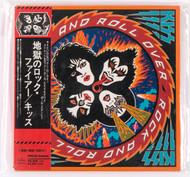 KISS Audio CD - Rock and Roll Over, Cardboard Sleeve, Japan, 1998.