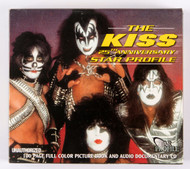 KISS Audio CD - KISS 25th Anniversary Star Profile.