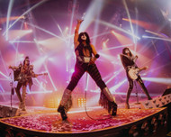 KISS Photo - New Makeup Era, 8x10 - METALLIC PRINT, MP80