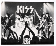 KISS Photo - Promo Photo, Reproduction, PR84