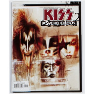 KISS Comic - Psycho Circus #2