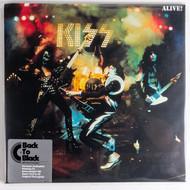 KISS Vinyl Record LP - Alive! 60th Anniversary 180 gram vinyl