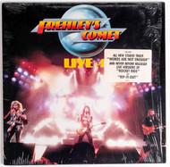 KISS Vinyl Record LP - Frehley's Comet Live+1
