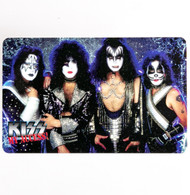KISS Phone Card,  Reunion group, (expired)