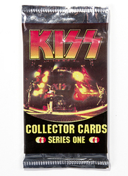 KISS Trading Cards - Cornerstone 1st Series Trading Cards - Single Pack