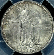 1917 Standing Liberty Quarter Type 1 PCGS MS65 Full Head (5706.002)