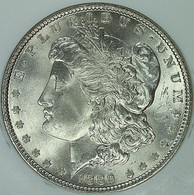 1889 Morgan S$1 NGC MS65