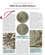 Article: 1893-S & 1894 Morgan Dollars - Genuine Diagnostics