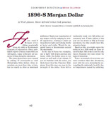 Article: 1896-S Morgan Dollar Mintmark Alteration