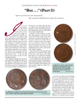 "Article: ""But..."" Coins, Environmental Damage"